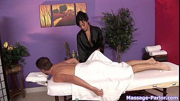 a very happy ending for a massage